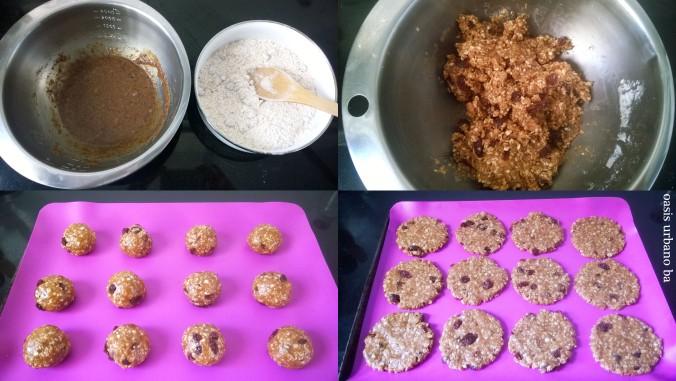 Oasis Urbano BA, Cookies de Avena 02