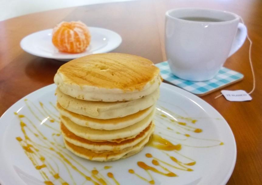 Oasis Urbano BA, Pancakes básicos 00