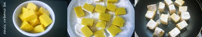 Oasis Urbano BA, Salteado con tofu birmano 01