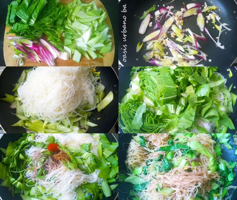Oasis Urbano BA, Salteado con tofu birmano 03
