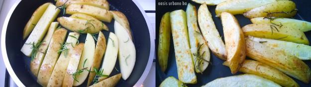 Oasis Urbano BA, Hamburguesas legumbres y quinoa 06